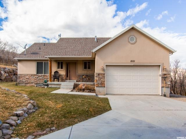 8101 W Step Mountain Rd, Herriman, UT 84096 (#1490273) :: Red Sign Team