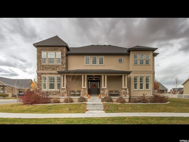 994 S Iris Ln, Mapleton, UT 84664 (#1490664) :: The Utah Homes Team with HomeSmart Advantage