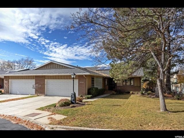 1018 S Oak Hills Way, Salt Lake City, UT 84108 (#1490911) :: The Fields Team