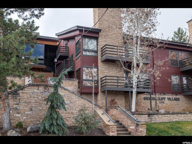 1375 Woodside Ave #102, Park City, UT 84060 (#1490941) :: Red Sign Team