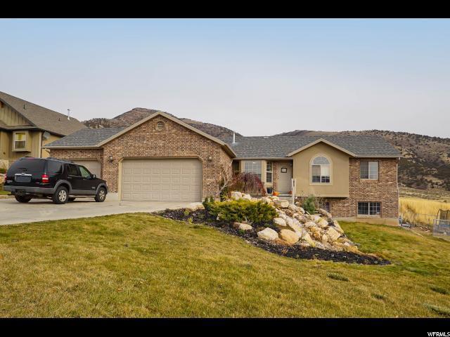 1110 E Mahogany Ridge Rd, Morgan, UT 84050 (#1491237) :: Home Rebates Realty