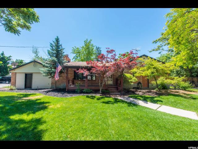 6369 Cobblerock Ln, Holladay, UT 84121 (#1491240) :: The Utah Homes Team with HomeSmart Advantage