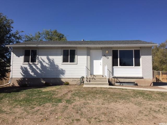 5878 S Salem Ave W, Taylorsville, UT 84118 (#1491580) :: Big Key Real Estate