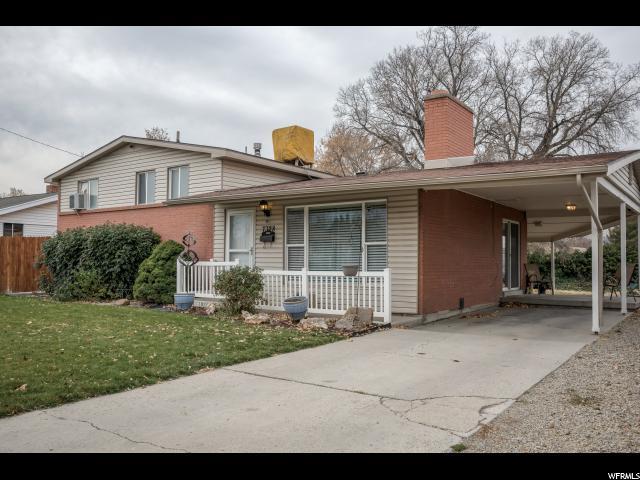 7328 S Cottonwood St W, Midvale, UT 84047 (#1491602) :: William Bustos Group   Keller Williams Utah Realtors