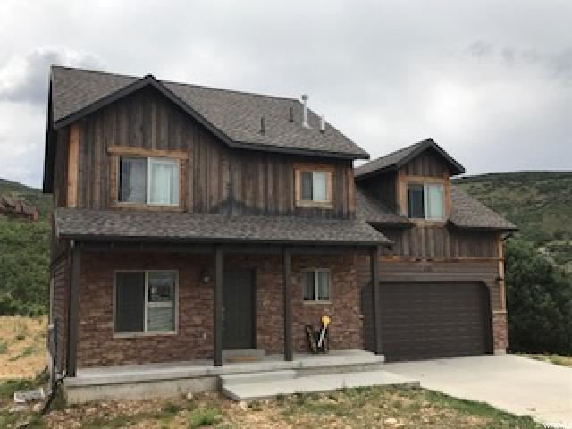 8374 E Lake Pines Dr, Heber City, UT 84032 (MLS #1491641) :: High Country Properties