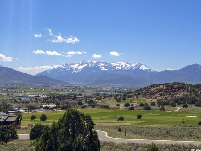 623 N Ibapah Peak Dr, Heber City, UT 84032 (MLS #1491803) :: High Country Properties