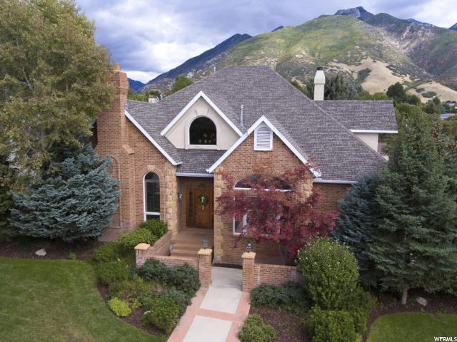 7941 Forest Oaks Ct, Cottonwood Heights, UT 84121 (#1491857) :: Action Team Realty
