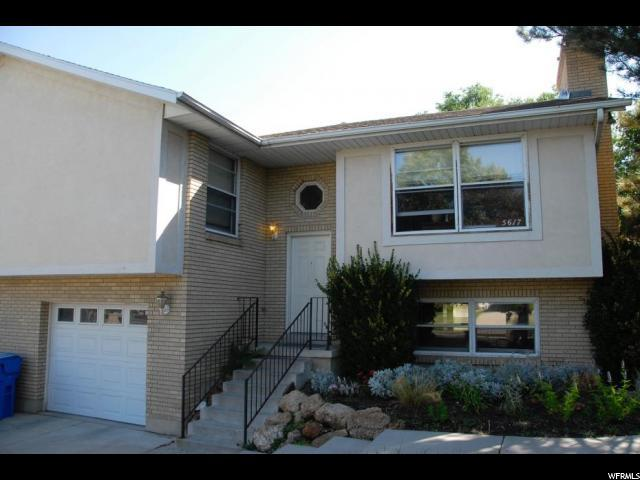 5613 S 1250 E, Cottonwood Heights, UT 84121 (#1491910) :: Action Team Realty