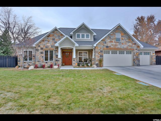 1785 E Meadow Downs Way S, Cottonwood Heights, UT 84121 (#1491919) :: Action Team Realty