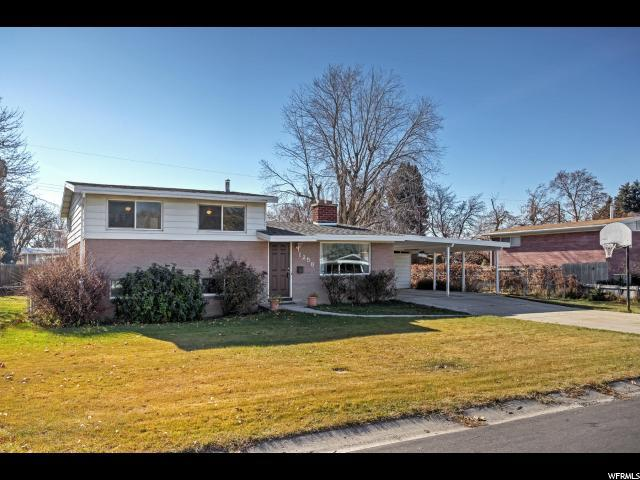 1258 E Hyland Lake Dr, Murray, UT 84121 (#1491936) :: KW Utah Realtors Keller Williams