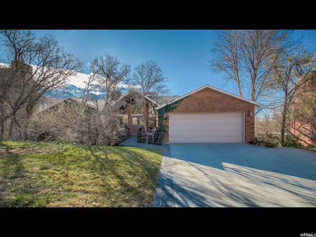 3116 E Danish Ridge Way, Cottonwood Heights, UT 84121 (#1491962) :: KW Utah Realtors Keller Williams