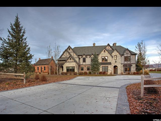 580 N Center St, Midway, UT 84049 (MLS #1492143) :: High Country Properties