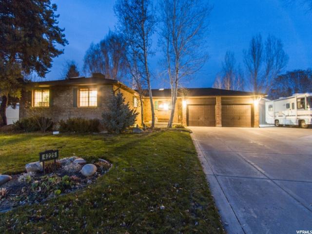4225 W Iris Ave, Mountain Green, UT 84050 (#1492173) :: Keller Williams Legacy