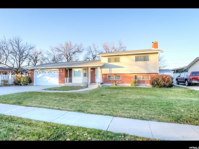 3170 W Minuet Ave S, West Valley City, UT 84119 (#1492188) :: Colemere Realty Associates