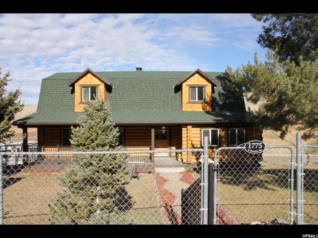 1775 S Henefer Rd, Henefer, UT 84033 (MLS #1492270) :: High Country Properties