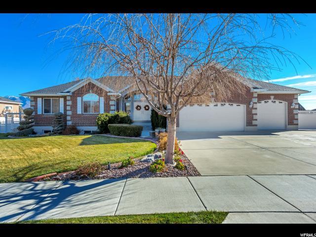11567 S Jordan Farms Rd W, South Jordan, UT 84095 (#1492274) :: Home Rebates Realty