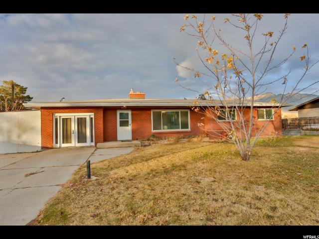 1655 E 8685 S, Sandy, UT 84093 (#1492279) :: William Bustos Group | Keller Williams Utah Realtors