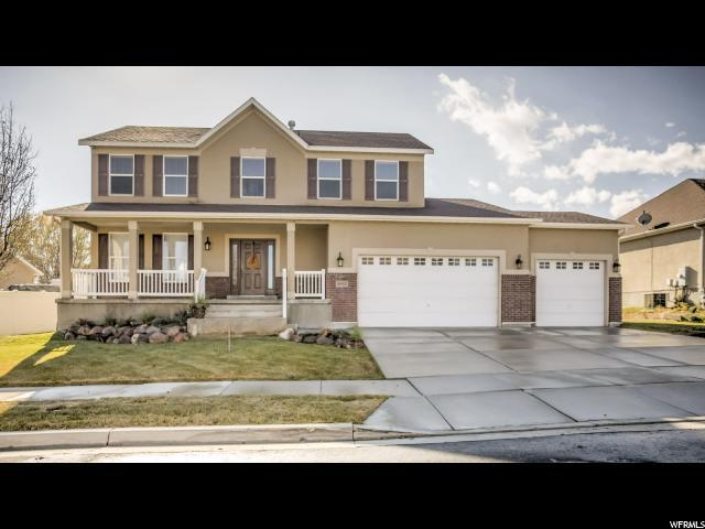 4923 W Red Admiral Dr, Riverton, UT 84096 (#1492293) :: Home Rebates Realty