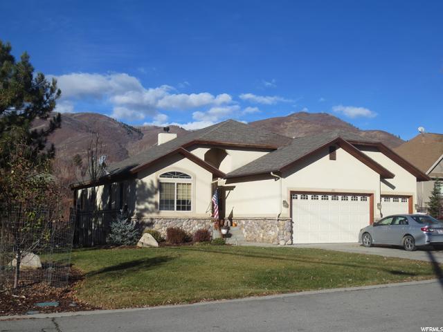 215 Creek Pl, Midway, UT 84049 (MLS #1492317) :: High Country Properties
