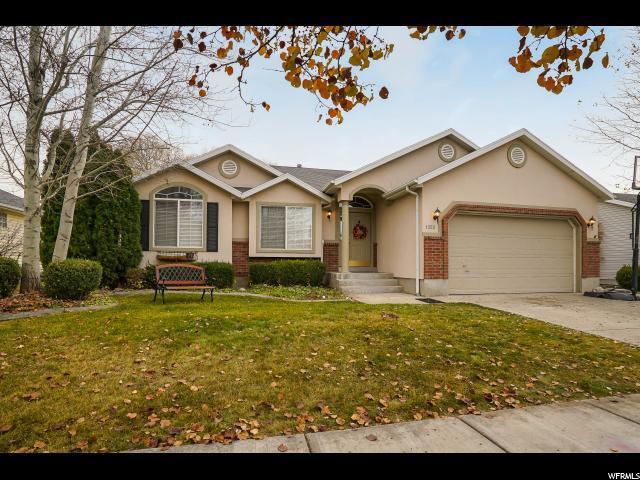 1252 Bridgecreek Ln, Layton, UT 84041 (#1492326) :: Home Rebates Realty