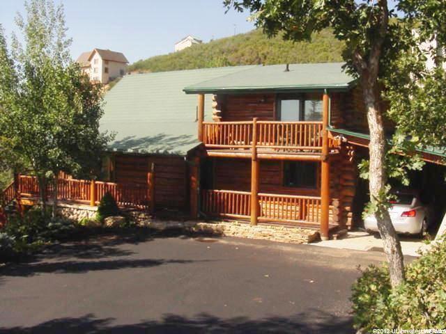 321 Jungfrau Hill Rd, Midway, UT 84049 (MLS #1492348) :: High Country Properties