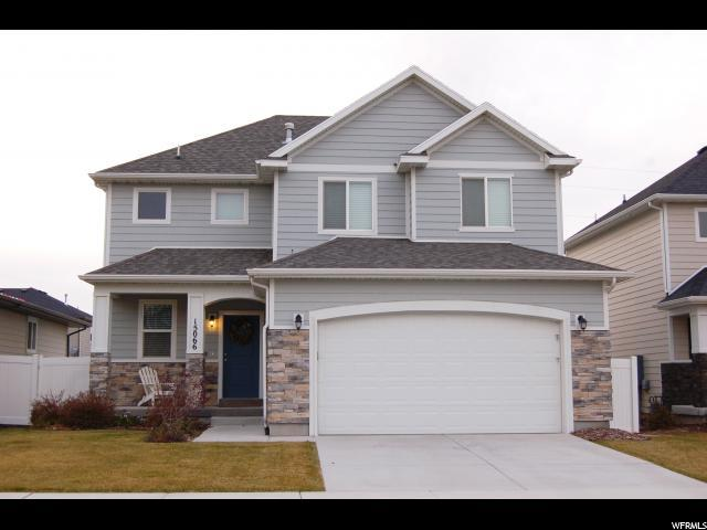 15066 S Honor Dr W, Bluffdale, UT 84065 (#1492385) :: The Utah Homes Team with HomeSmart Advantage