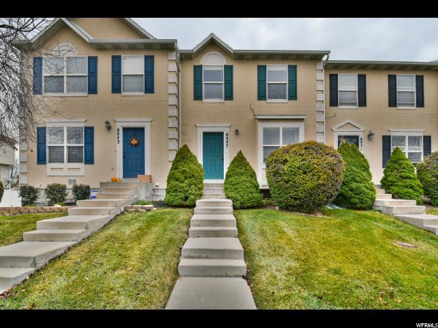6047 S Glencoe Ct W, Murray, UT 84123 (#1492410) :: Home Rebates Realty