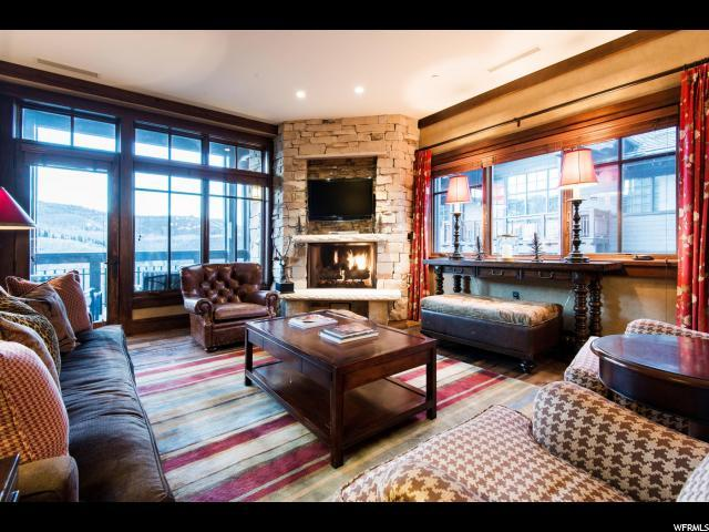 8880 Empire Club Dr #209, Park City, UT 84060 (#1492436) :: Big Key Real Estate