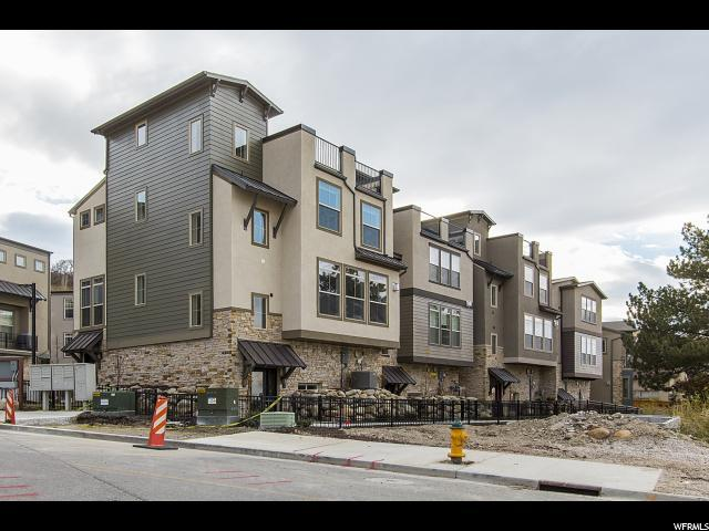 7392 S Canyon Centre Pkwy E #15, Cottonwood Heights, UT 84121 (#1492440) :: Action Team Realty