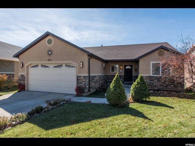 825 Saddle, Oakley, UT 84055 (MLS #1492448) :: High Country Properties