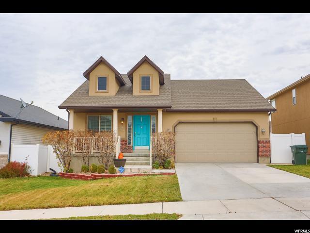 4591 S Stillridge Dr, West Valley City, UT 84128 (#1492460) :: Home Rebates Realty