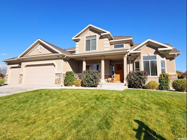 552 N 1330 E, Lehi, UT 84043 (#1492475) :: William Bustos Group | Keller Williams Utah Realtors