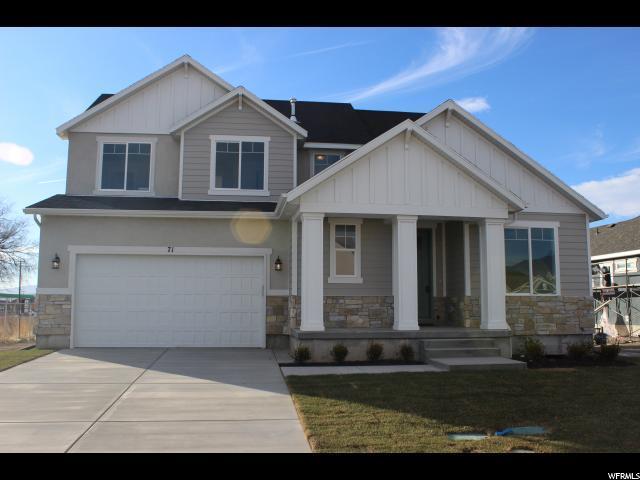 71 N Revere Ln, Lehi, UT 84043 (#1492503) :: William Bustos Group | Keller Williams Utah Realtors