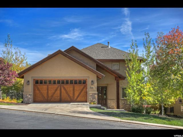1172 N Turnberry Woods Dr, Midway, UT 84049 (MLS #1492520) :: High Country Properties