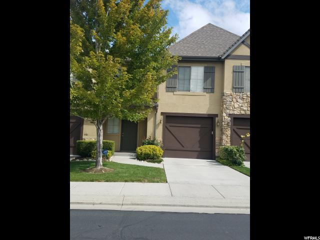 6781 S Sienna Park Ln, Midvale, UT 84047 (#1492554) :: William Bustos Group   Keller Williams Utah Realtors