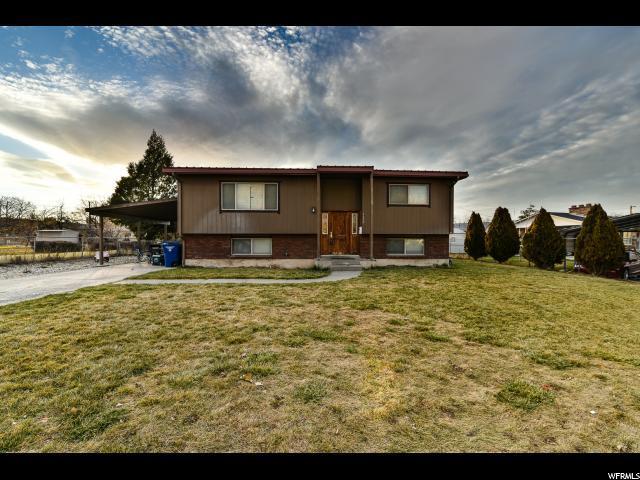 4420 S Perigrine Way W, West Valley City, UT 84120 (#1492568) :: Home Rebates Realty
