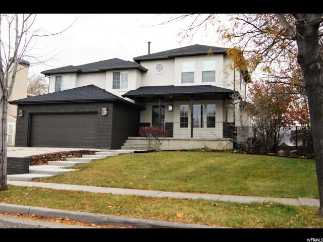 947 W Greenoaks Dr S, Murray, UT 84123 (#1492570) :: Home Rebates Realty