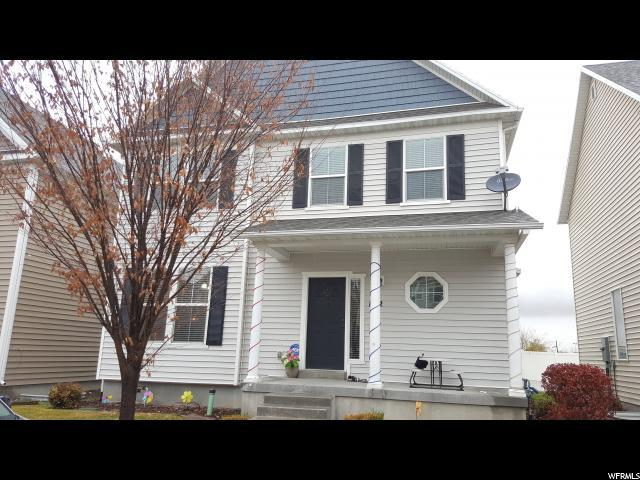 W Address Not Published S, West Valley City, UT 84119 (#1492588) :: Home Rebates Realty