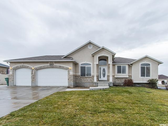 5228 W Morning Laurle Ln S, West Jordan, UT 84081 (#1492599) :: Home Rebates Realty
