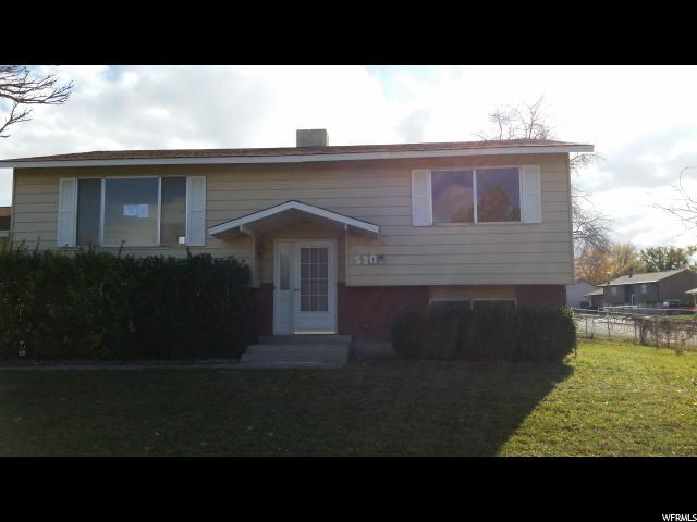 5205 W Early Duke Dr S, West Valley City, UT 84120 (#1492607) :: Home Rebates Realty