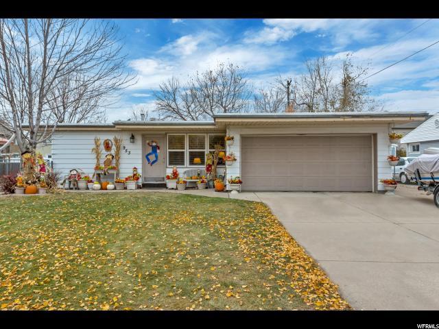 953 N Sherwood Dr, Layton, UT 84041 (#1492608) :: Home Rebates Realty