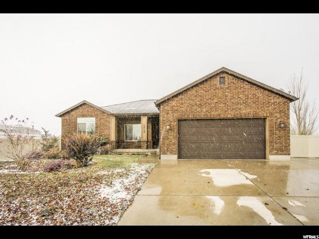 10998 S Cedarhurst Cv W, South Jordan, UT 84009 (#1492673) :: Home Rebates Realty