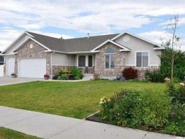 5731 W Gold Stone Drive S, South Jordan, UT 84009 (#1492690) :: Home Rebates Realty