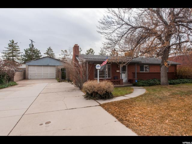 4089 W Benview Dr, West Valley City, UT 84120 (#1492698) :: Home Rebates Realty