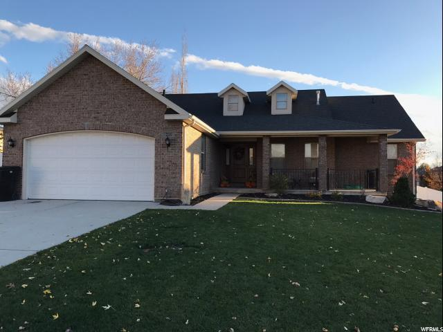 211 W Chase Ln N, Centerville, UT 84014 (#1492713) :: Home Rebates Realty