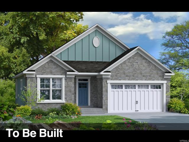7869 S Grantown Ct W, West Jordan, UT 84088 (#1492732) :: Home Rebates Realty