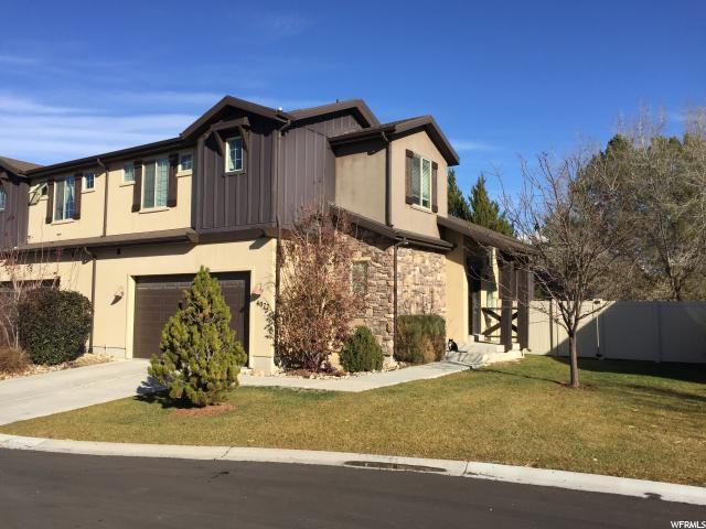 4077 S Olivia View Ln, Salt Lake City, UT 84107 (#1492748) :: Home Rebates Realty