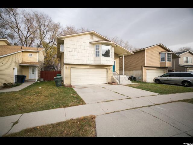7665 S Sunrise Pl, West Jordan, UT 84084 (#1492756) :: Home Rebates Realty