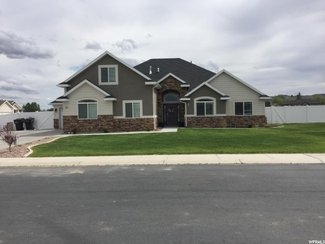98 E 1875 S, Vernal, UT 84078 (#1492768) :: Home Rebates Realty