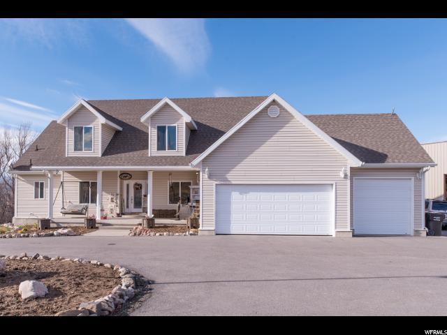 450 S 250 E, Richmond, UT 84333 (#1492770) :: Home Rebates Realty